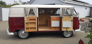 1967 VW Westfalia SO42 original split screen camper For Sale