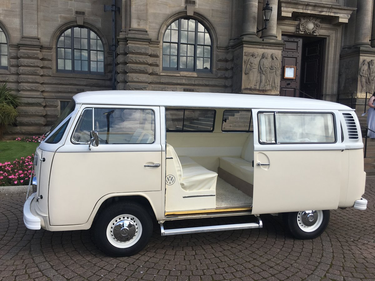 1973 VW Campervan wedding car For Sale (picture 4 of 6)