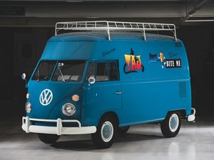 1967 Volkswagen Type 2 High-Roof Panel Van