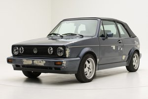 Volkswagen Golf 1 Convertible 1990 For Sale by Auction