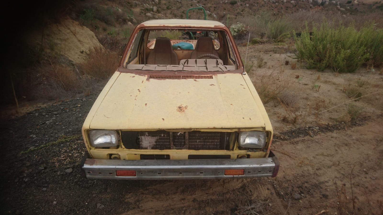 1980 Vw caddy  For Sale (picture 1 of 5)