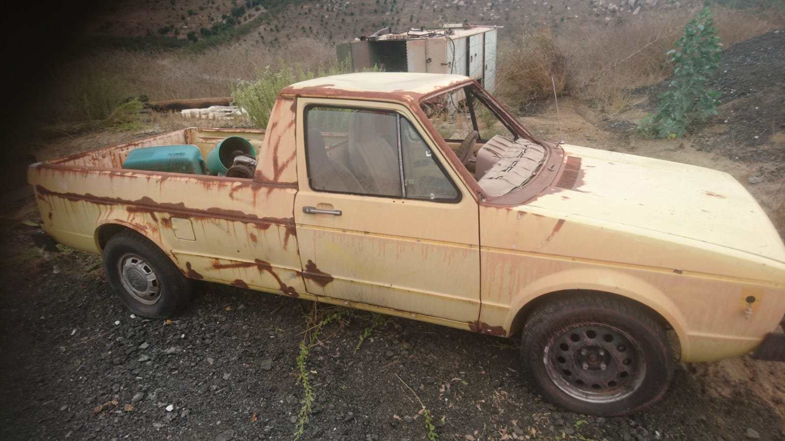 1980 Vw caddy  For Sale (picture 3 of 5)
