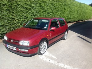 1995 VW Golf VR6  For Sale