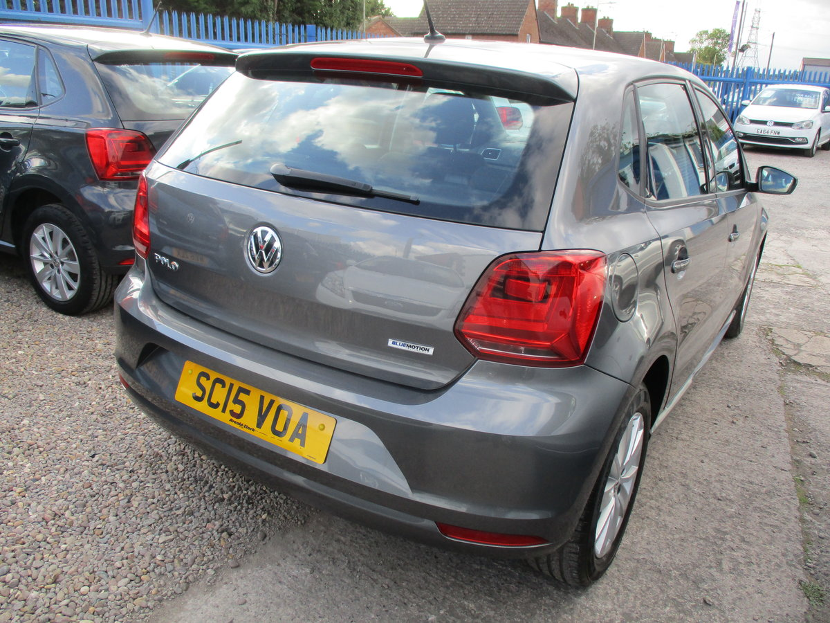 2015 15 PLATE 5 DOOR HACHBACK JUST 37.500 MILES S.E MODEL NEW MOT For Sale (picture 5 of 5)