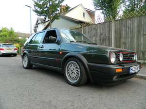 1990 Volkswagen Golf GTI 16v For Sale
