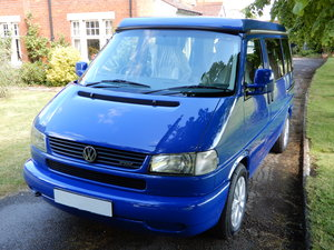 2003 Volkswagen T4 Bilbo's Breakaway AUTOMATIC For Sale