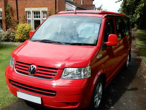 2006 Volkswagen T5 Bilbo's Nexa For Sale