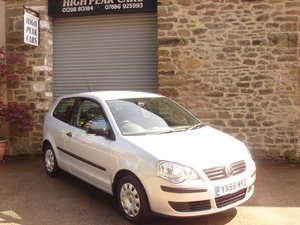 2006 56 VOLKSWAGEN POLO 1.2 E 3DR 50691 MILES. SUPERB. For Sale