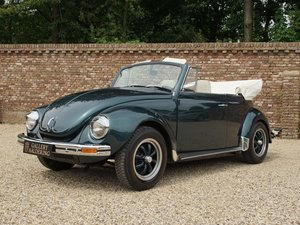 1972 Volkswagen Käfer / Beetle convertible For Sale