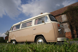 1973 VW Vintage camper with original Westfalia interior For Sale