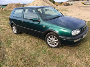 1997 Golf mk3 gti 3 door MOT 9/2020 bags of service For Sale