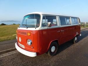 1976 VW Camper Kombi 2Litre For Sale