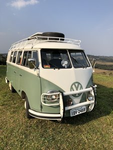 1958 VW T1 The oldest of Brazil