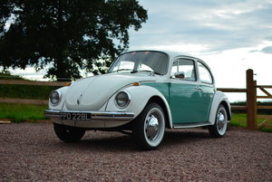 1973 VW Beetle  For Sale