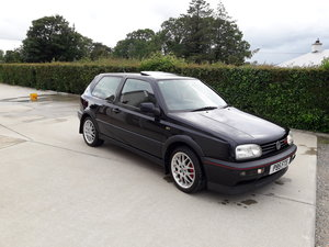 1996 Vw Golf Gti 16v Anniversary Very low miles For Sale