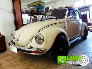 Volkswagen Maggiolone Cabriolet KARMANN 1303 ANNO 1976, ISC For Sale
