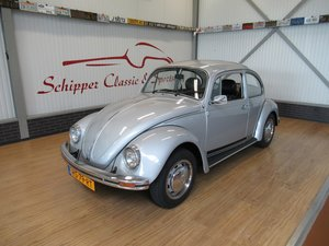 1982 Volkswagen Beetle 1200 Silverbug edition For Sale