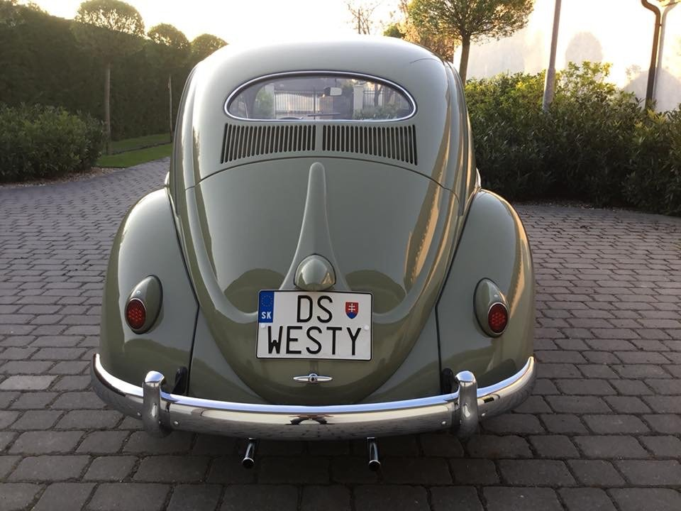 1956 VW Beetle March Oval  For Sale (picture 1 of 5)