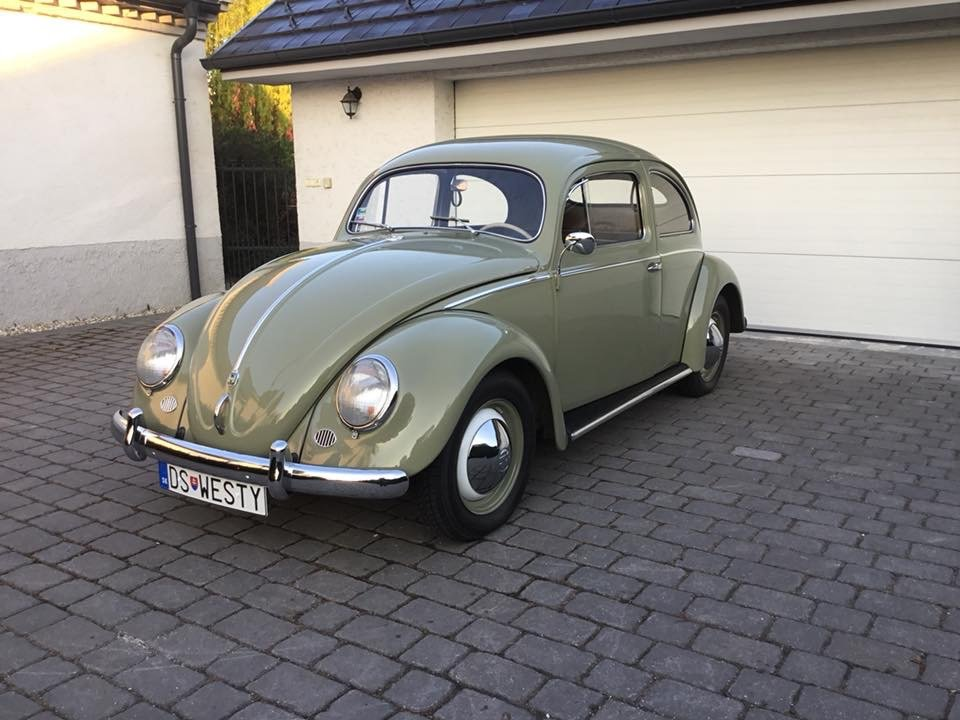 1956 VW Beetle March Oval  For Sale (picture 2 of 5)