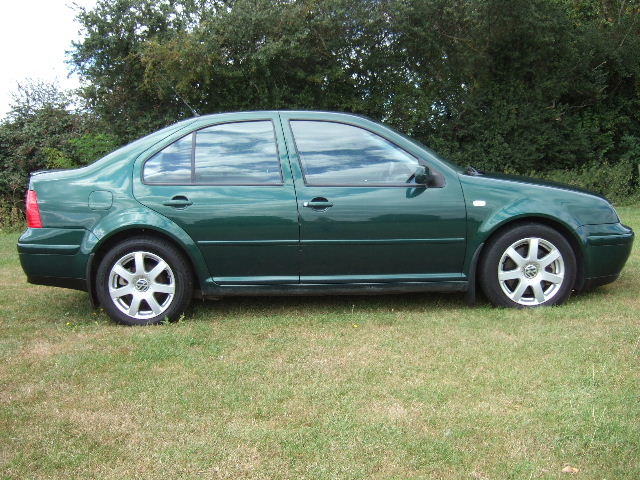 2001 Volkswagen Bora 2.8 V6 4Motion 6-speed only 44500 miles For Sale (picture 2 of 6)