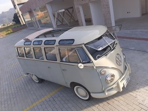 1972 Volkswagen Splitscreen 23 Window LHD Splitty For Sale