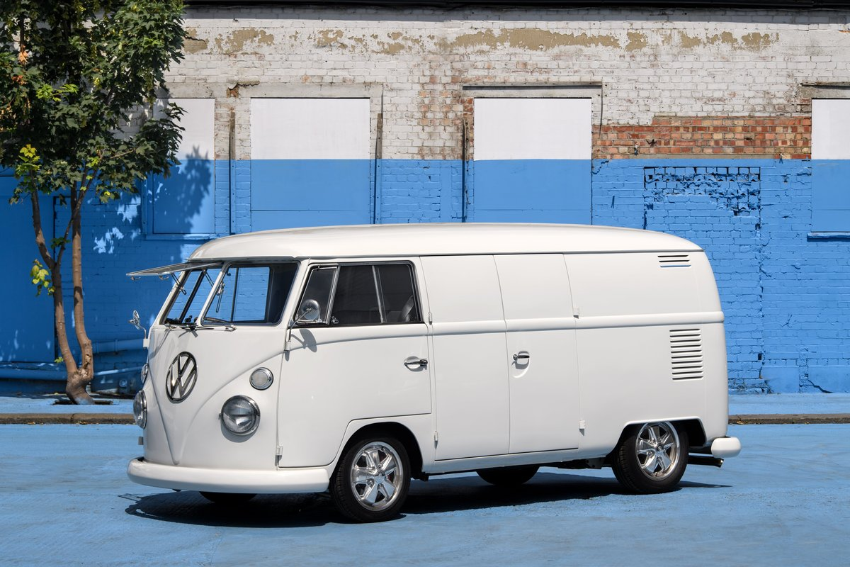 1967 Volkswagen 1500 Panel Van For Sale (picture 1 of 17)