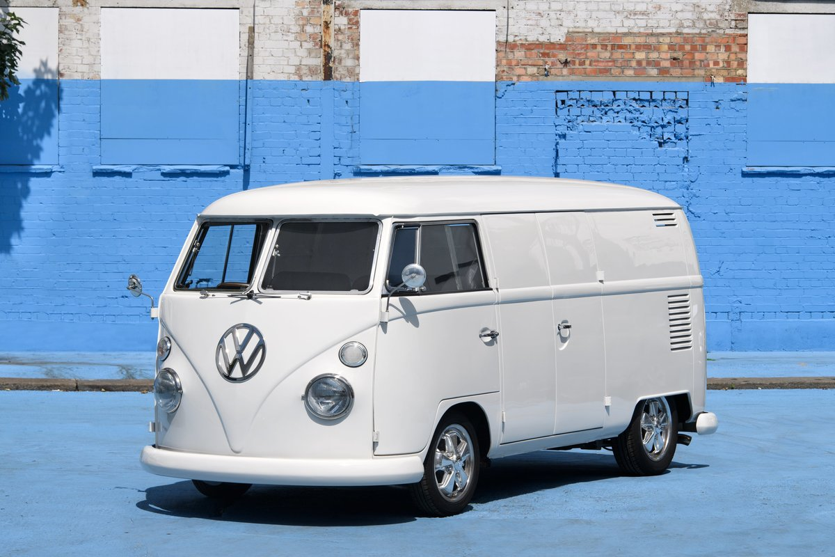 1967 Volkswagen 1500 Panel Van For Sale (picture 3 of 17)
