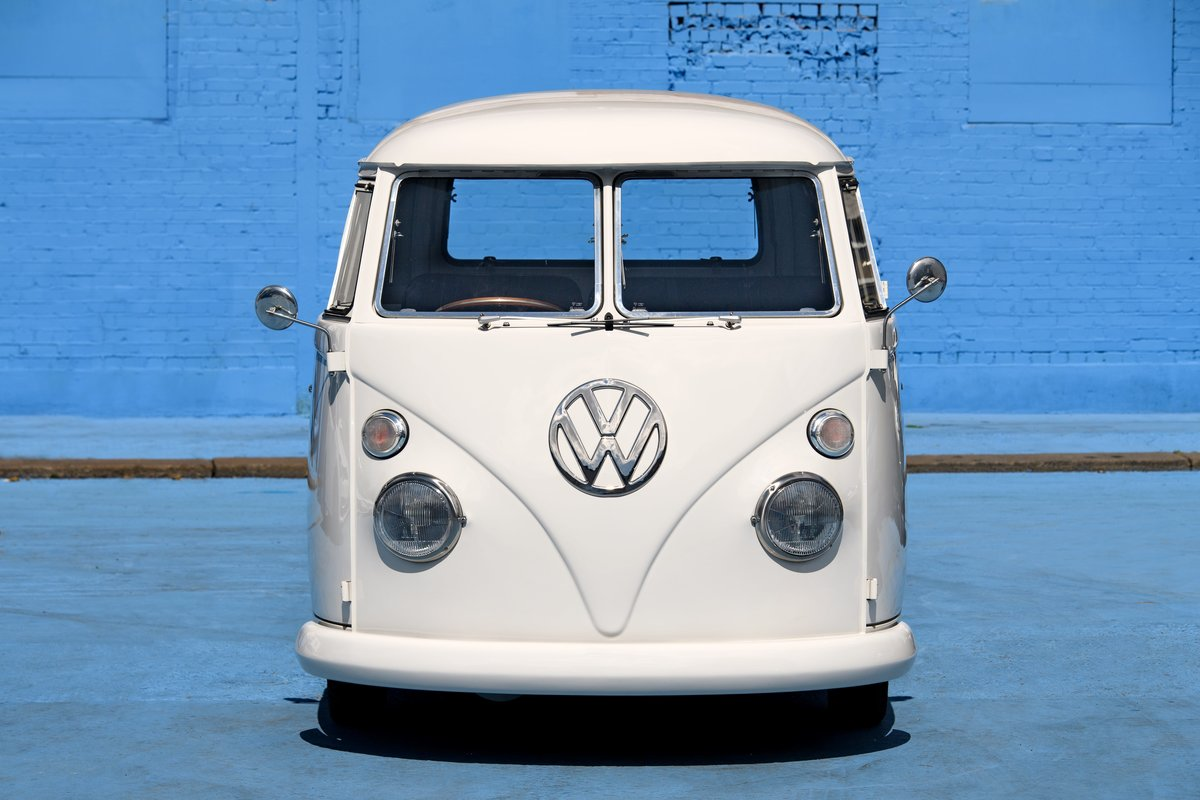 1967 Volkswagen 1500 Panel Van For Sale (picture 7 of 17)