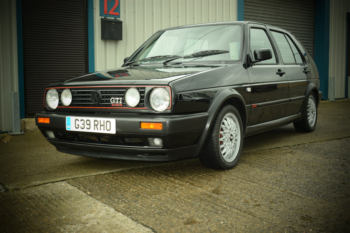 1990 VW Golf GTI 16V  For Sale (picture 1 of 6)
