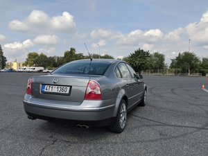 2002 VW Passat 4.0 W8 manual LHD