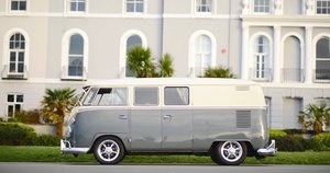 1965 VW Camper Very Rare Super Cool Swedish Panel Van For Sale