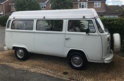 1975 T2 Devon Pop Up Camper Van - Barons Friday 20 Sept 2019 For Sale by Auction