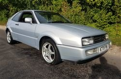 1993 Corrado Coupe 16v - Barons Friday 20th September 2019