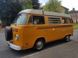 1977 VW 2L Westfalia Camper For Sale