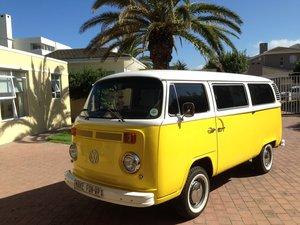 1973 VW T2 baywindow 2 liter RHD restored For Sale