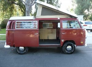 1971 VW Bus Westfalia Camper pop top For Sale