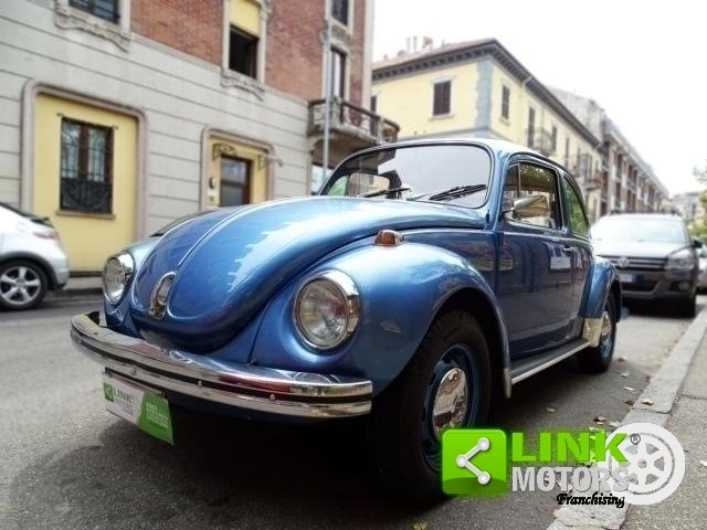 1972 Volkswagen Käfer Maggiolone 1300 AUTOMATIC - TETTUCCIO For Sale (picture 1 of 6)