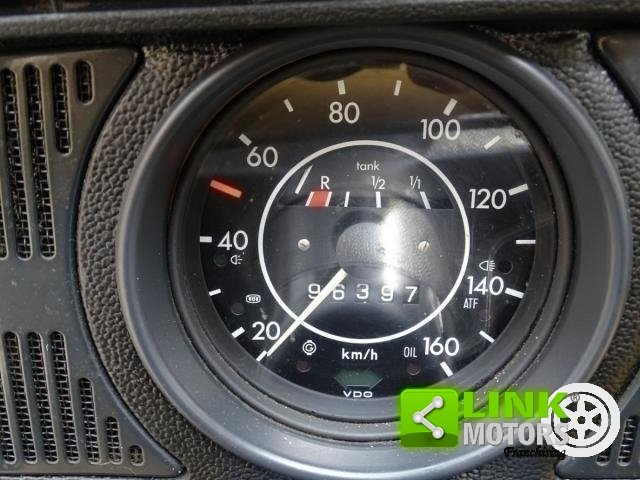 1972 Volkswagen Käfer Maggiolone 1300 AUTOMATIC - TETTUCCIO For Sale (picture 4 of 6)