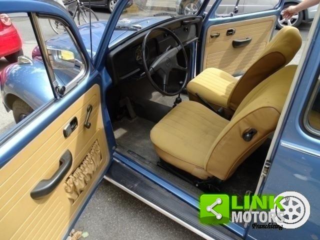 1972 Volkswagen Käfer Maggiolone 1300 AUTOMATIC - TETTUCCIO For Sale (picture 6 of 6)