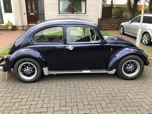1972 VW Beetle 1300S(GT)  For Sale