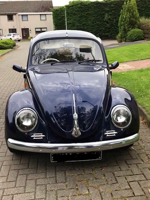 1972 VW Beetle 1300S(GT)  For Sale (picture 2 of 6)