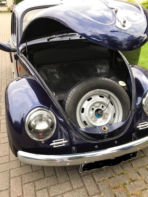 1972 VW Beetle 1300S(GT)  For Sale (picture 5 of 6)