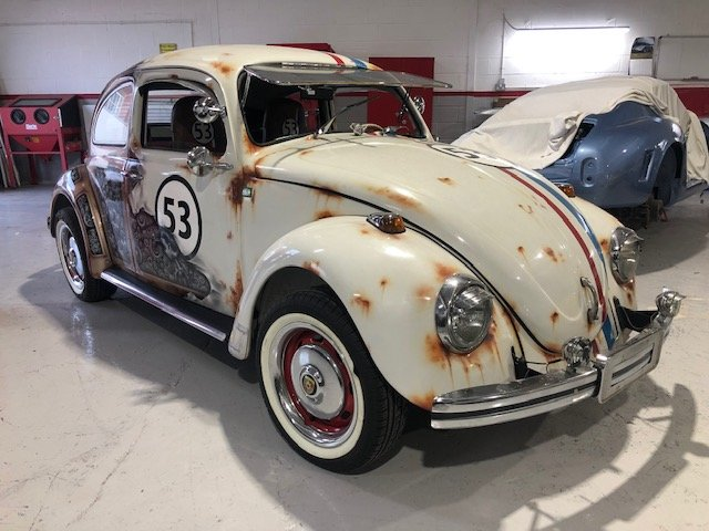 1970 VOLKSWAGEN FUSCA BEETLE 1300 BRAZILIAN CUSTOM AIRBRUSHED For Sale (picture 1 of 6)
