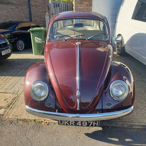 1970 Beetle 1300 Immaculate For Sale