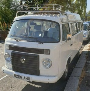 T2 VW Camper Van (2008) - Danbury