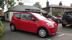 2014 VOLKSWAGEN UP 3 DOOR MOVE UP AUTOMATIC For Sale