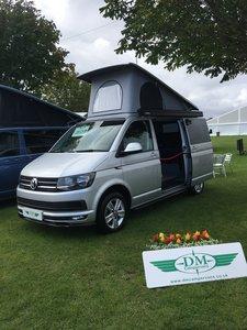 2017 VW Transporter Campervan -   new conversion .  For Sale