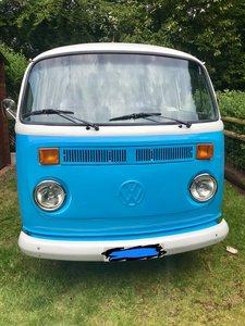 1977 VW Bay Window Minibus Conversion