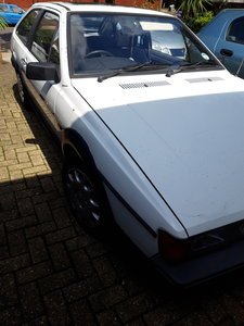 1989 VW Scirocco Classic - 1 lady owner
