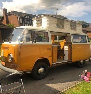 1972 Vw T2 Original Devon Moonraker campervan For Sale